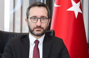 İletişim Başkanı Altun'dan 10 Ocak mesajı