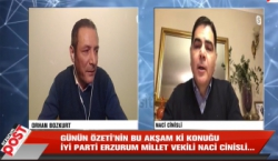 İYi Parti Milletvekili Cinisli'den Erzurum Post'a özel açıklamalar