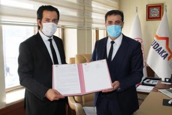 KUDAKA Destek Programında ilk imzalar atıldı