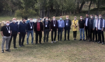 KUDAKA, TÜRSAB yetkilileri Erzurum'da ağırlandı