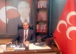 MHP İl Başkanı Karataş'tan Cumhuriyet Bayramı mesajı