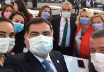 Milletvekili Cinisli'nin Covid-19 testi pozitif çıktı