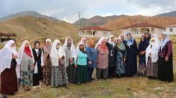 Millietvekili Taşkesenlioğlu, ilçe ilçe köy köy geziyor