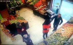 O market magandası tutuklandı!