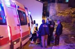 Oltu'da tüp patlaması: 2 yaralı!