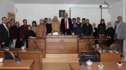Oltulu öğrenciler Erzurum'a bedava gidecek