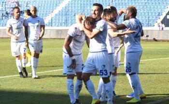 Osmanlıspor 1 - Erzurumspor 3