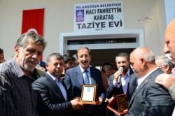 Palandöken Belediyesi'nden Yıldızkent'e Taziye Evi