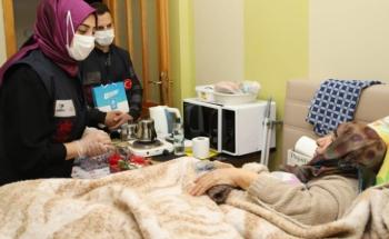 PALTİM 'Anneler Günü'nde de yalnız bırakmadı