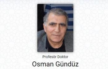 Prof.Dr. Gündüz koronaya yenik düştü