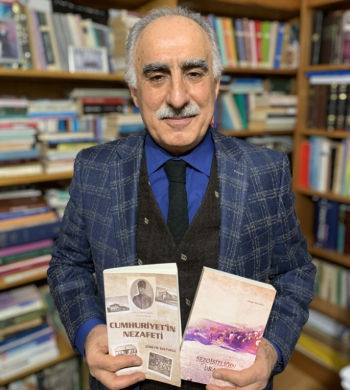 Prof. Dr. Saltuklu'dan üç yeni kitap