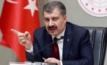 Sağlık Bakanı Koca'dan Erzurum uyarısı!