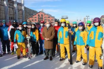 Erzurum Büyükşehir'den sağlıkçılara moral kursu