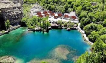 Saklı Cennet 'Yedigöller' eşsiz manzarasıyla büyülüyor