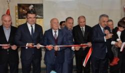 TED Erzurum Koleji için temel atma töreni düzenlendi