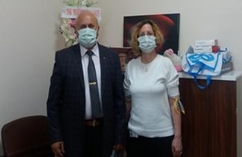 TSK Mehmetçik Vakfı'ndan teşekkür ziyareti
