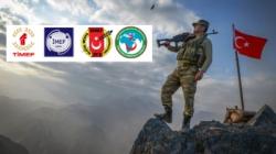 Türk Dünyası ve Anadolu Medyasından 'Bahar Kalkanı' na tam destek