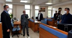 Vali Memş'ten sosyal mesafe ve maske denetimi