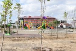 Yakutiye'den Şükrüpaşa'ya  yeni bir park daha