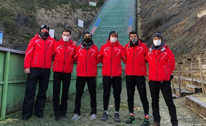 Kayakla Atlama Milli Takımı Olimpiyat Kotası için yarışacak