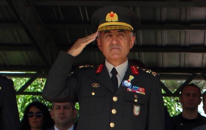 MHP İl Başkanı duyurdu: 8.Kolordu Komutanı Erbaş şehit düştü!!