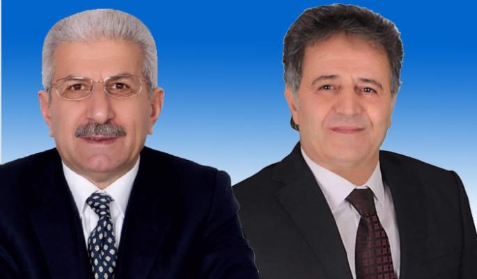 Oltu ve Tortum Belediye Başkanları partilerinden istifa etti