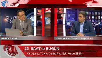 Türkiye Curling Federasyonu Başkanı Şebin'den çarpıcı açıklamalar