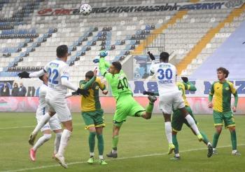 Ziraat Türkiye Kupası: Erzurumspor: 5 - Esenler Erokspor: 1