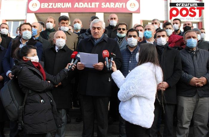 Başkan Öz: Büyük Türkiye gayretlerimizi, inşallah, zaferle neticelendireceğiz!