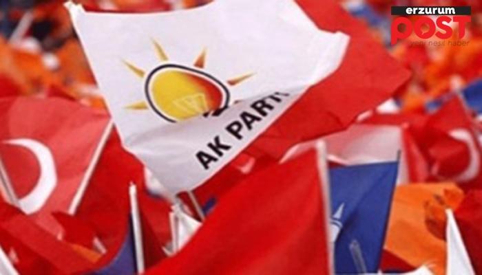 AK Parti Erzurum İl Kongresiertelendi