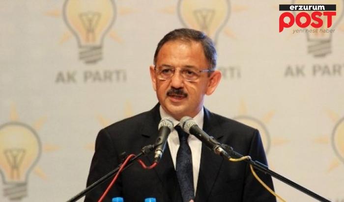 AK Partili'li Özhaseki'den erken seçim açıklaması!