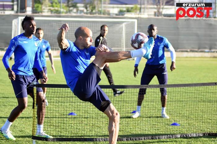 B.B Erzurumspor galibiyete kilitlendi