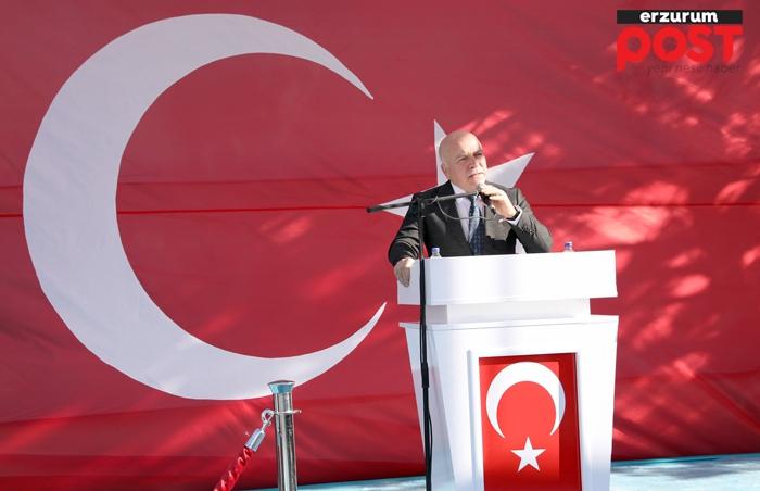 Başkan Sekmen: Şehitlerimiz milletimizin şeref payeleridir
