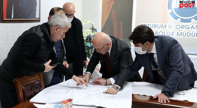 Başkan Sekmen: Erzurum'a yeni fabrikalar kurulacak