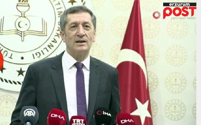 MEB Bakanı Selçuk açıkladı, okullar nasıl açılacak?