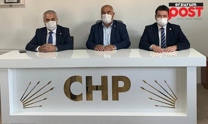 CHP'li Erkan: Erzurum'da hayvancılık bitme noktasına gelmiş