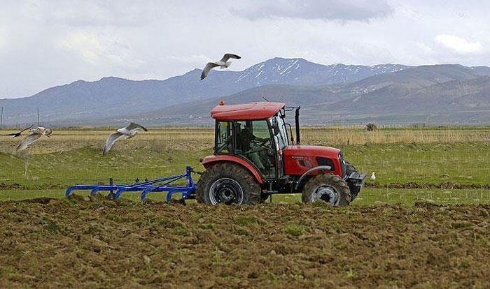 Çiftçiye hazineden ücretsiz arazi
