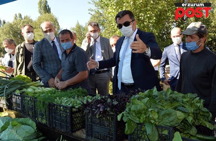 Doğu Anadolu'daki sofralara Erzurum lezzeti
