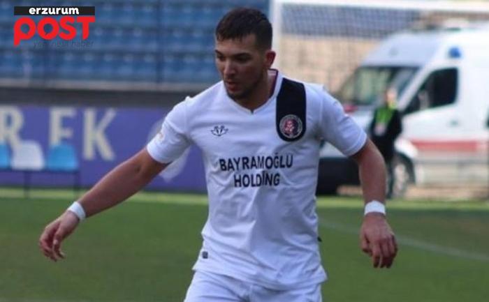 Erzurumspor transfere sol kanattan başladı!