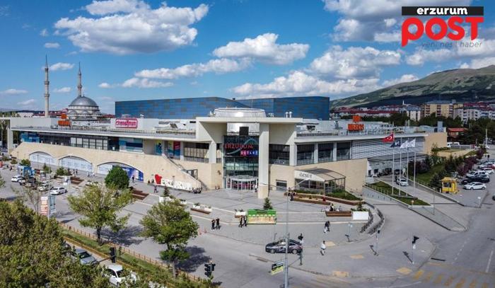 Forum Erzurum AVM Outlete geçiyor