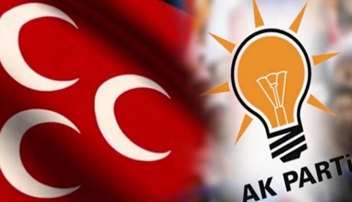 AKP ve MHP'de düşüş sürüyor!