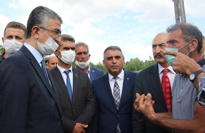 MHP Genel Başkan Yardımcısı Aydın: Yaralara merhem oluyorsak ne mutlu bize!