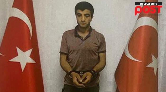 Gri listede aranan terörist sınırda yakalandı