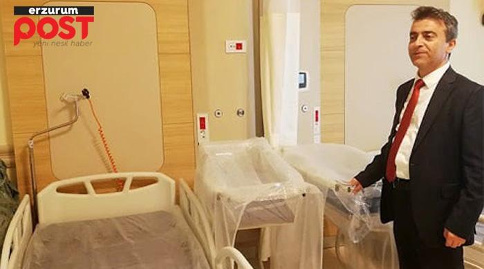 Nene Hatun Kadın Doğum Hastanesi taşındı