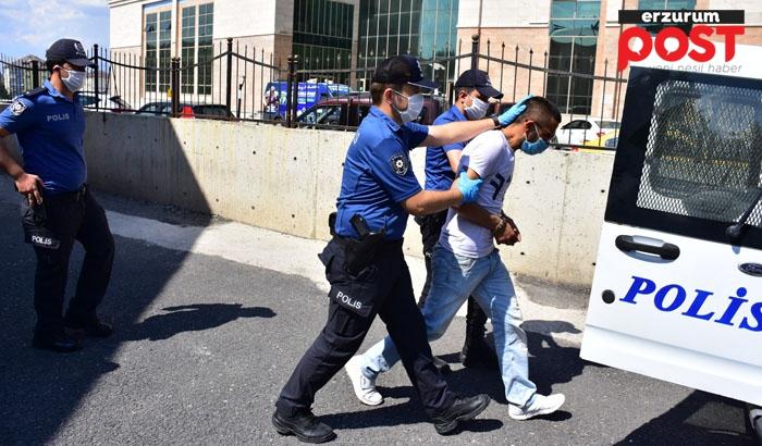 O saldırgan gözaltına alındı!