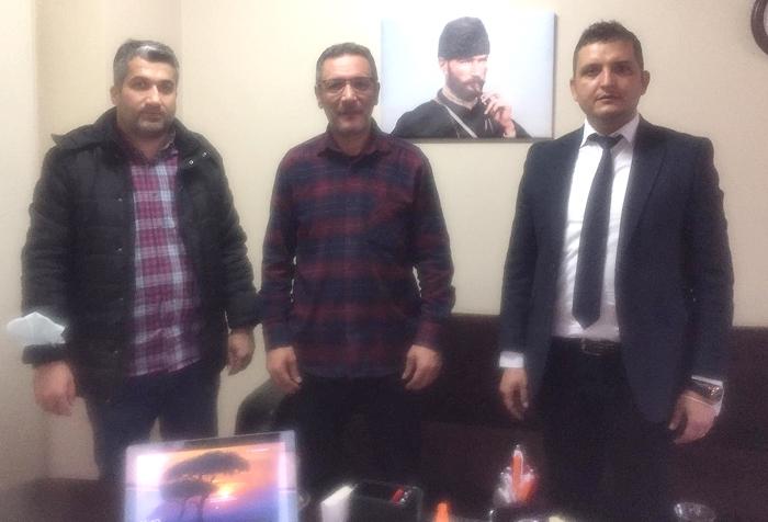 TÜRKAV'dan Erzurum Post'a ziyaret
