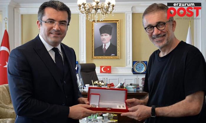 Ünlü yönetmen Nuri Bilge Ceylan, Erzurum'da film çekecek